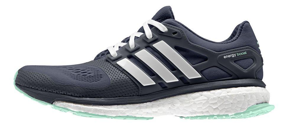 Adidas Response Boost Techfit Women's Running Shoes SS15 Womens Grey