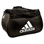 adidas Diablo Small Duffel Bags - Black