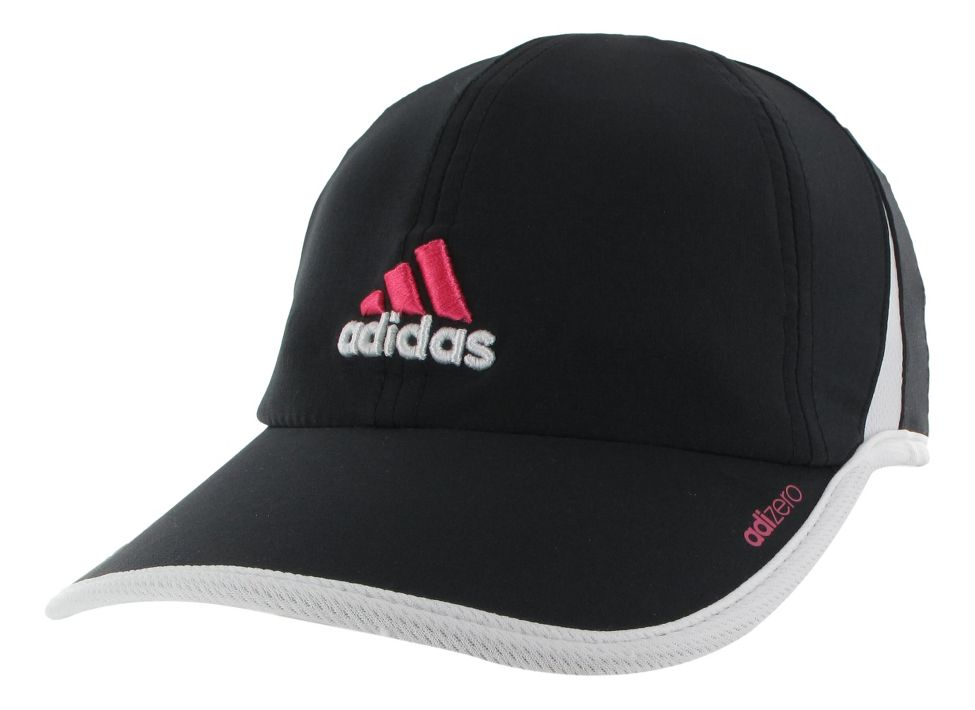 f3169b001c0ea Womens adidas adiZero II Cap Headwear at Road Runner Sports