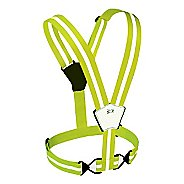 Amphipod Reflective Xinglet Vest Safety - Yellow