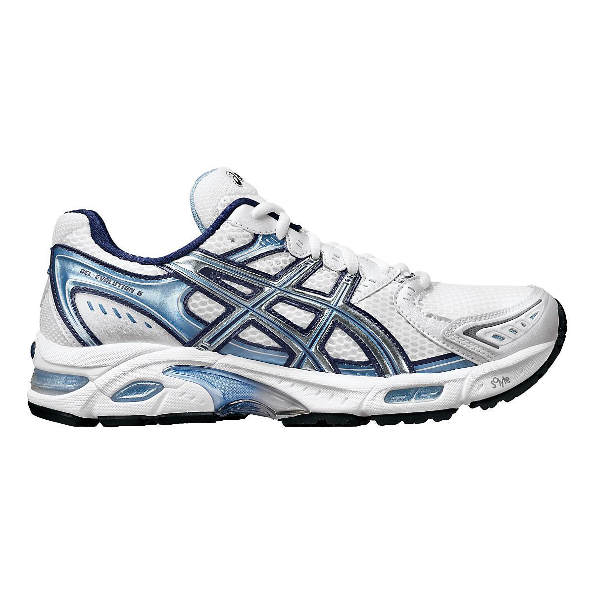 Womens ASICS GEL-Evolution 5 Running Shoe at Road Runner Sports 6d36e167c5