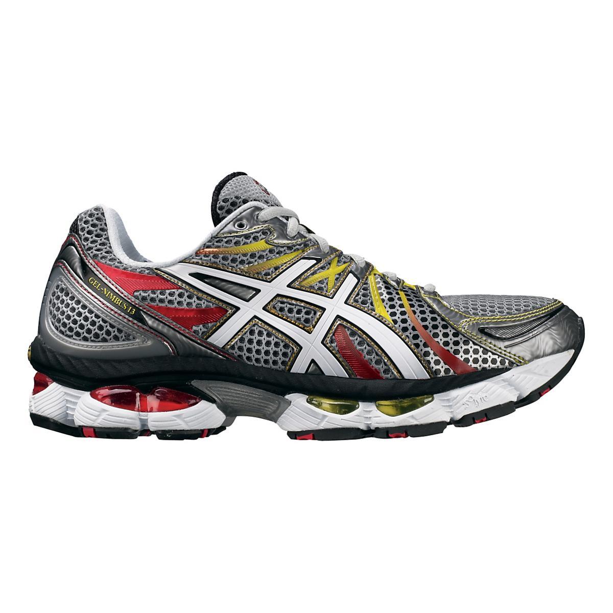 369233aced Mens ASICS GEL-Nimbus 13 Running Shoe at Road Runner Sports