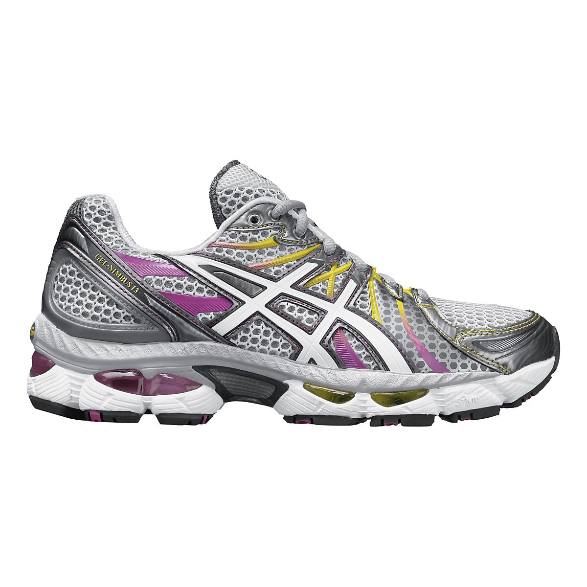 3a3f0892ff Womens ASICS GEL-Nimbus 13 Running Shoe at Road Runner Sports
