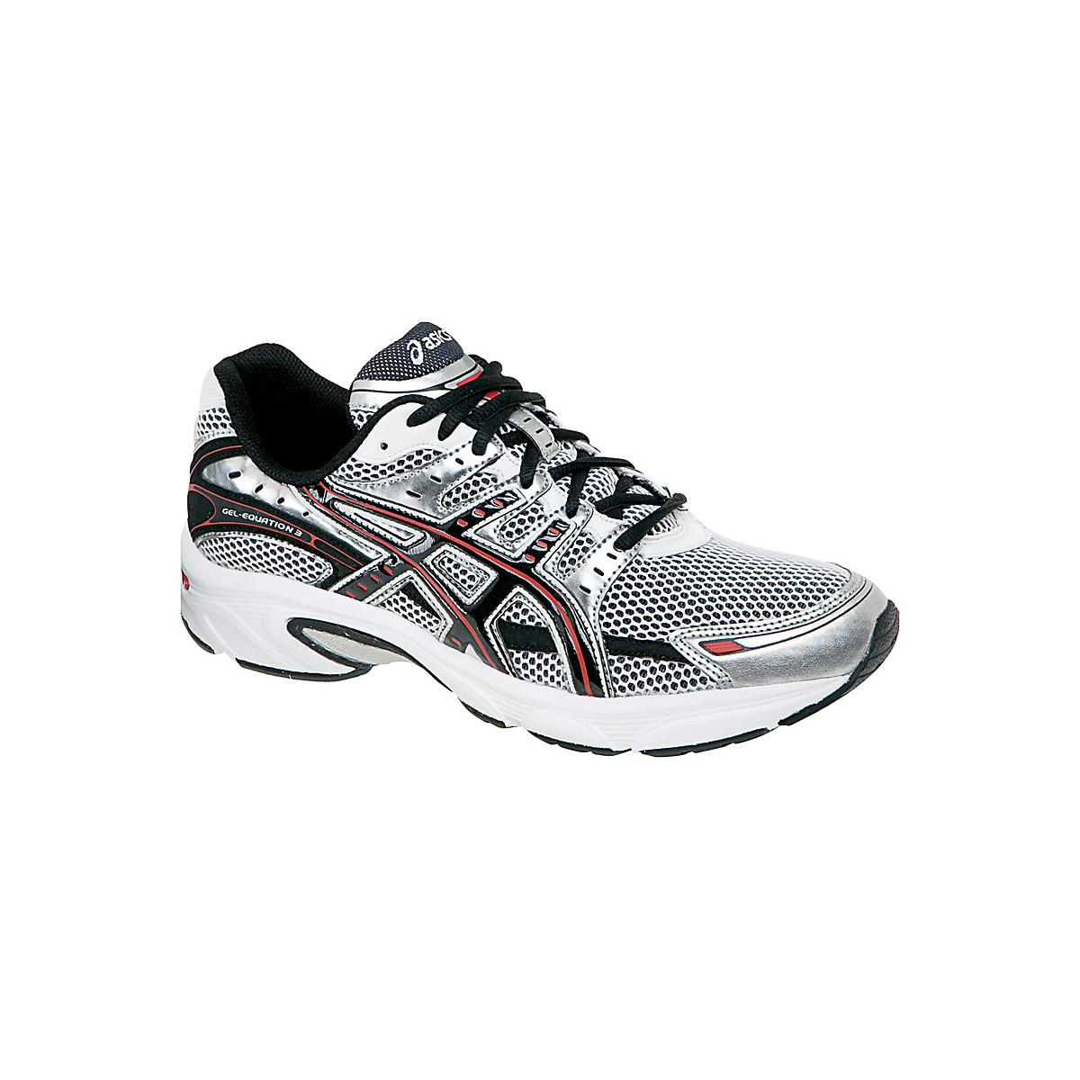 5e9a1fce750a Mens ASICS GEL-Equation 3 Running Shoe at Road Runner Sports