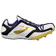 Womens Brooks ELMN8 Track and Field Shoe
