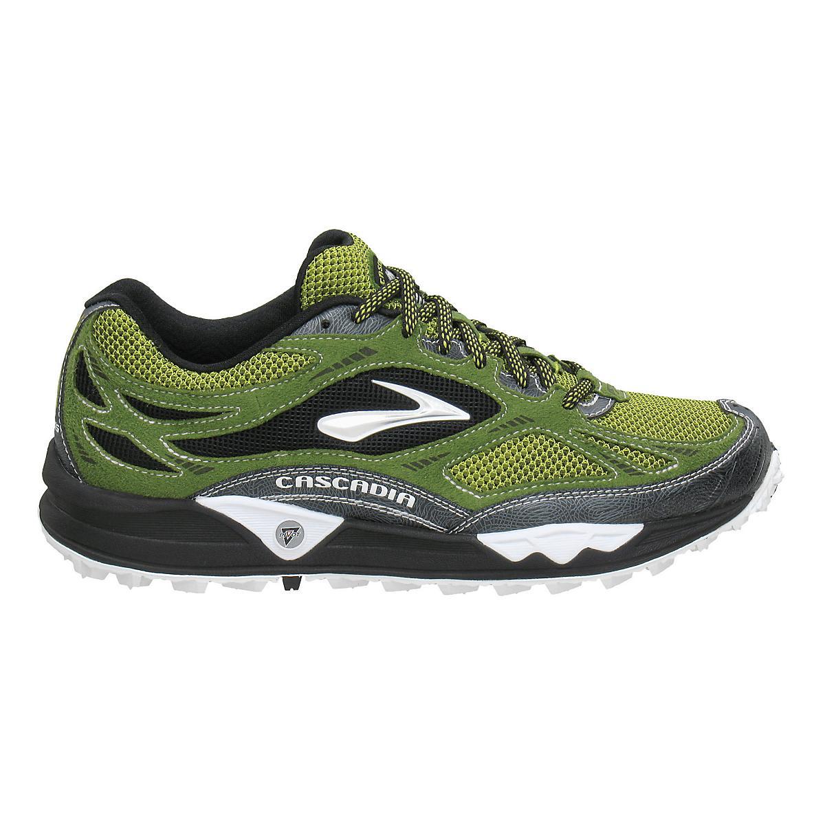 f1fad340793 Mens Brooks Cascadia 5 Trail Running Shoe at Road Runner Sports