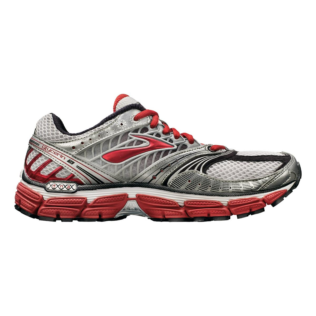04203e34b2a Mens Brooks Glycerin 9 Running Shoe at Road Runner Sports