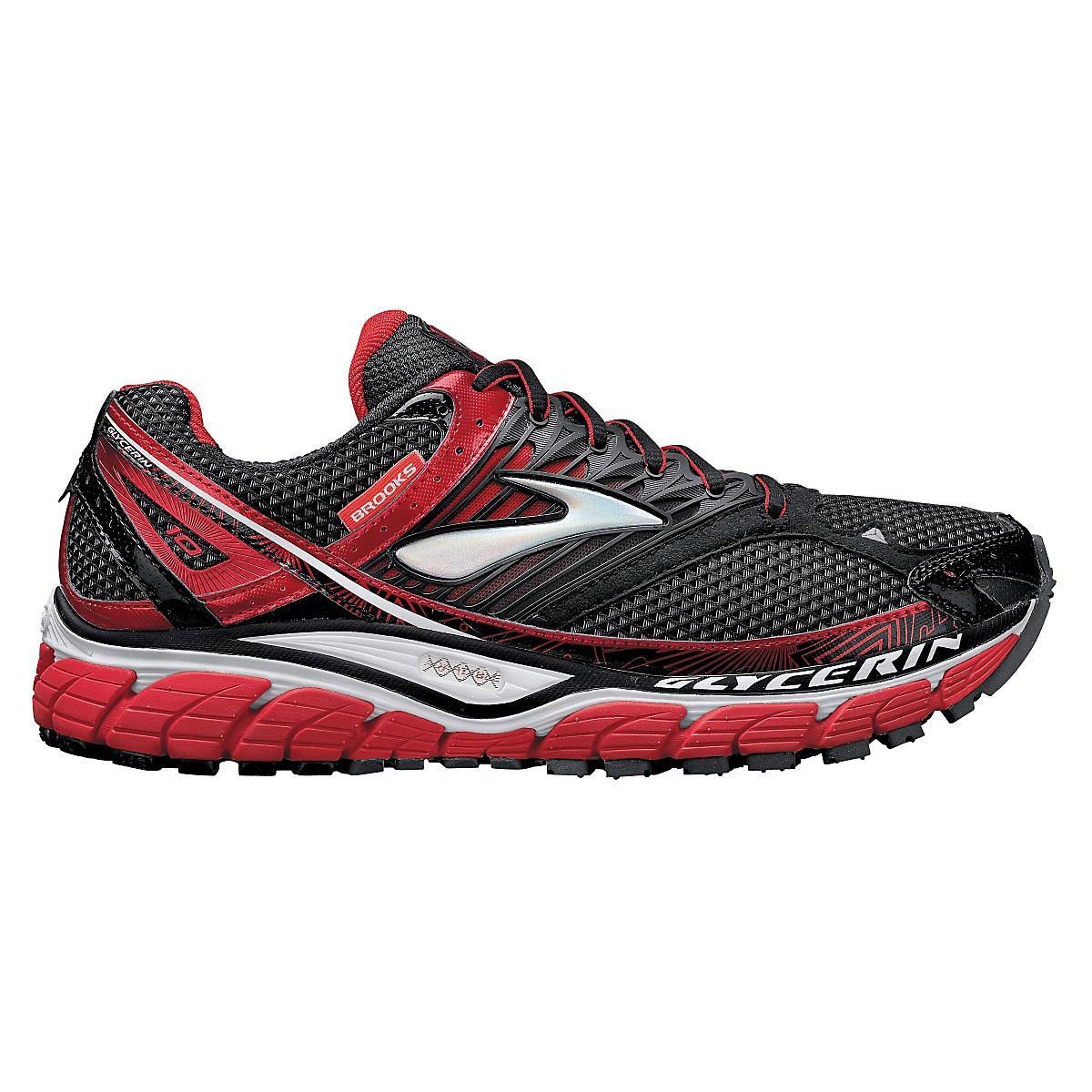 fa8f5bfa943 Mens Brooks Glycerin 10 Running Shoe at Road Runner Sports