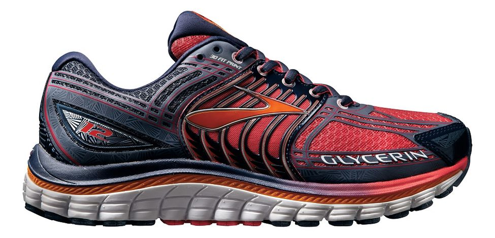 6122e3df68741 Womens Brooks Glycerin 12 Running Shoe at Road Runner Sports