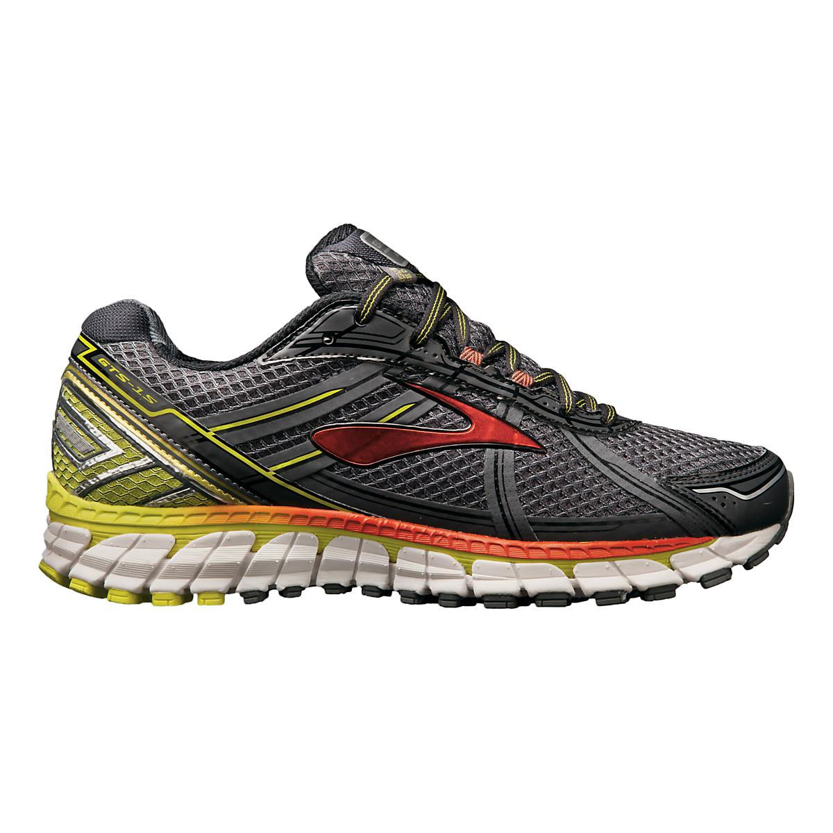 453b6d78a72 Mens Brooks Adrenaline GTS 15 Running Shoe at Road Runner Sports