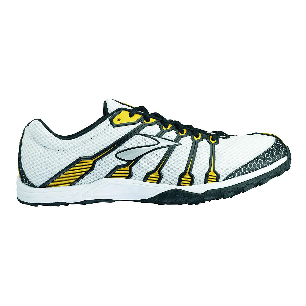8b5f98a57bc Mens Brooks Mach 9 Spikeless Cross Country Shoe at Road Runner Sports