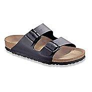 Birkenstock Arizona Birko-Flor Sandals Shoe - Black Birko-Flor 45