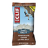 Clif Bars Box of 12 Nutrition