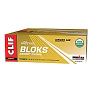 Clif Bloks 18 pack Chews Nutrition