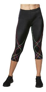 Womens CW-X 3/4 Length Stabilyx Capri Tights