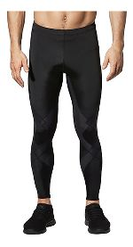 Mens CW-X Reflective Stabilyx Fitted Tights