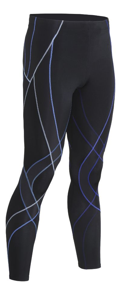 be37db66e36a7 Mens CW-X Endurance Generator Fitted Tights at Road Runner Sports