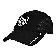 De Soto Skin Cooler Run Cap w/ Pocket Headwear