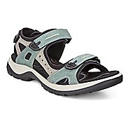 Womens Ecco Yucatan Sandals Shoe - Frosty Green 36