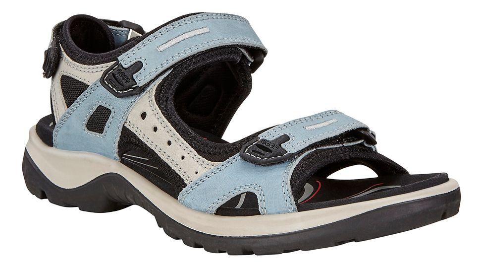 f95e21e5c34e Womens Ecco Yucatan Sandals Shoe at Road Runner Sports