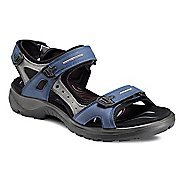 Womens Ecco Yucatan Sandals Shoe - Medieval 35