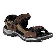Womens Ecco Yucatan Sandals Shoe - Bison/Mineral 12.5