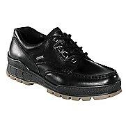 Mens Ecco Track II GTX Lo Hiking Shoe - Black 42