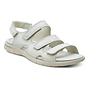 Womens Ecco USA Babett Sandal Sandals Shoe - Shadow White 41