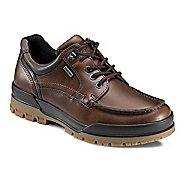 Mens Ecco USA Track 6 GTX Moc Toe Lo Casual Shoe - Bison/Cocoa Brown 40