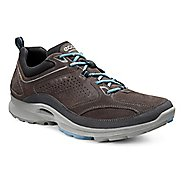 Mens Ecco Biom Ultra Plus Trail Running Shoe - Black/Petrol 15.5