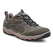 Womens Ecco Ulterra Lo GTX Hiking Shoe - Dark Shadow/Woodrose 5.5