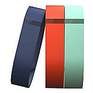 Fitbit Flex Accessory Bands 3 pack Holders