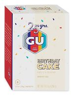 GU Energy Gel 8 pack Nutrition