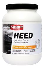Hammer Nutrition HEED Electrolyte Drink 32 servings Nutrition
