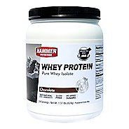 Hammer Nutrition Whey 24 servings Nutrition