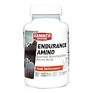 Hammer Nutrition Endurance Amino 120 count Nutrition