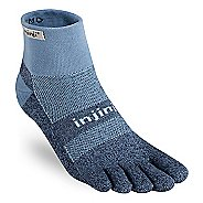 Injinji Footwear Trail Midweight Mini-Crew CoolMax Socks