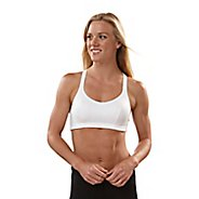 Womens Champion Shape T-Back Sports Bra - White 34C