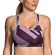 Womens Brooks Rebound Racer Sports Bra