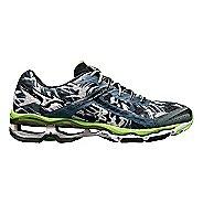 Mens Mizuno Wave Creation 15 Running Shoe - Slate/Green 8