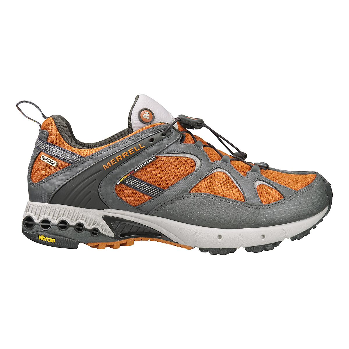 Mens Merrell Overdrive Waterproof Trail Running Shoe at Road