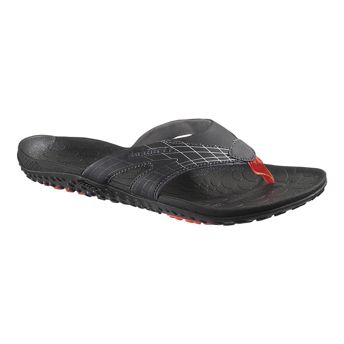 3b8baa87939 Mens Merrell Paciki Wrap Sandals Shoe at Road Runner Sports