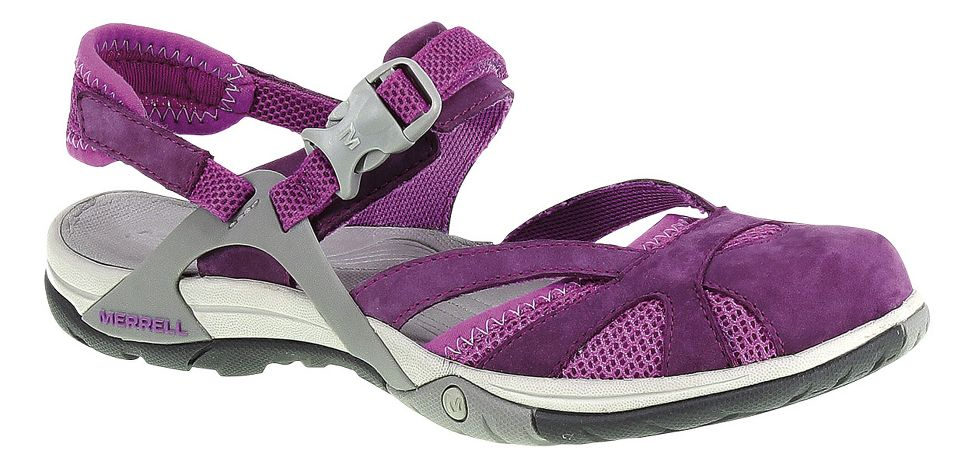 1da03269ecd9 Womens Merrell Azura Wrap Sandals Shoe at Road Runner Sports