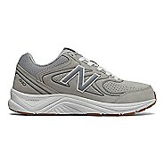 Womens New Balance 840v2 Running Shoe - Grey/White 8.5