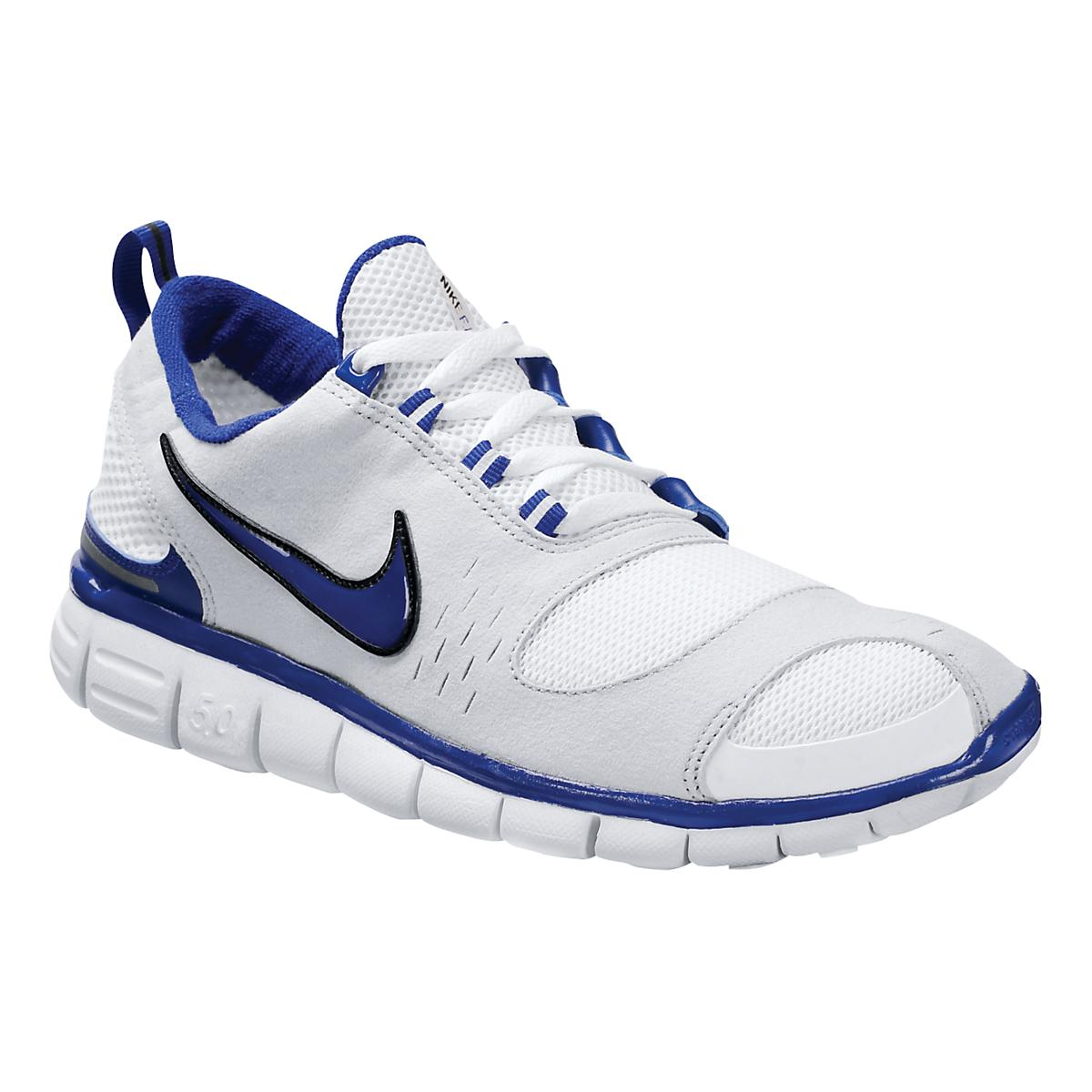 Mens Nike Free 5.0 v2 Running Shoe at Road Runner Sports