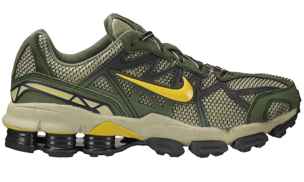 lowest price c3acf 8d306 Mens Nike Shox Junga Trail Running Shoe at Road Runner Sports ...