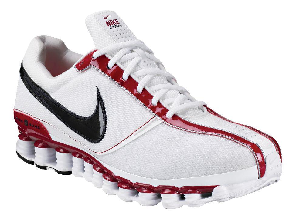 innovative design 1ff7d 43024 Mens Nike Shox Saya+ Running Shoe at Road Runner Sports