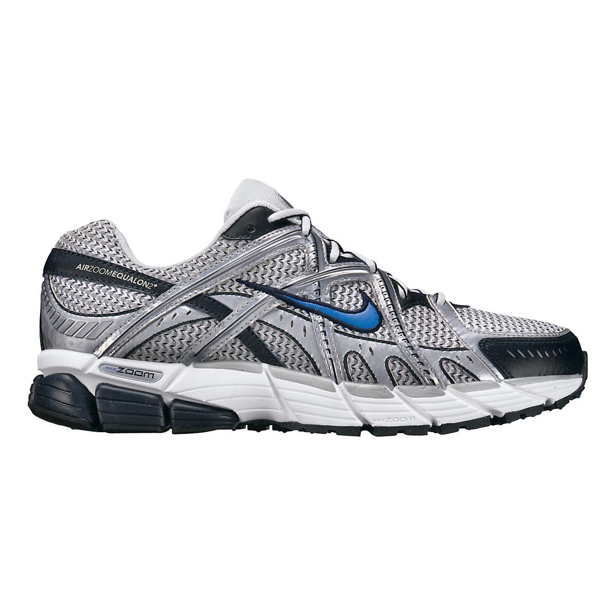 a97195334 Mens Nike Air Equalon+ 2 Running Shoe at Road Runner Sports