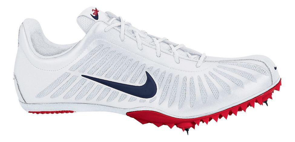 watch 29875 16a92 Mens Nike Zoom Maxcat II Track and Field Shoe at Road Runner Sports