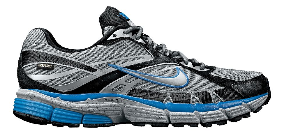 9c418b483207 Mens Nike Zoom Structure Triax+ 12 GTX Running Shoe at Road Runner Sports